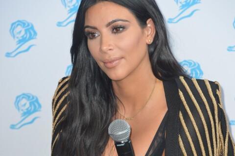 Kim Kardashian, enceinte : Une femme ivre et nue la réveille à Cannes