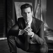 Matt Bomer (Magic Mike XXL): Ultrachic en costume, une égérie taillée sur mesure