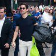 Matt Bomer aux ABC studios à New York, le 23 juin 2015.