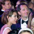 Charlotte Casiraghi et Gad Elmaleh avaient officialisé leur histoire d'amour en participant en couple au Bal de la Rose en mars 2013 à Monaco