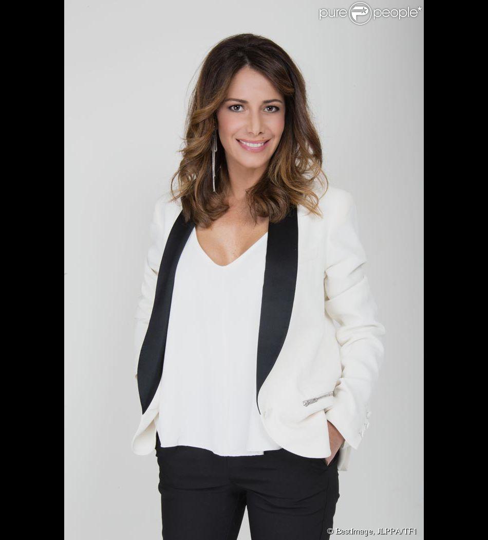 Elsa Fayer présente  Qui veut épouser mon fils ?  saison 4 sur TF1.
