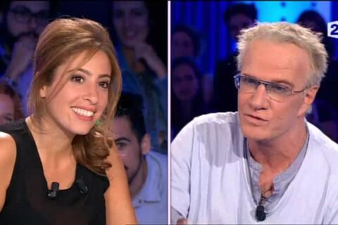Christophe Lambert, entreprenant avec Léa Salamé : ''Vous n'êtes pas libre ?''