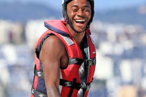 Raheem Sterling : Le sale gosse du foot anglais s'éclate en vacances à Ibiza