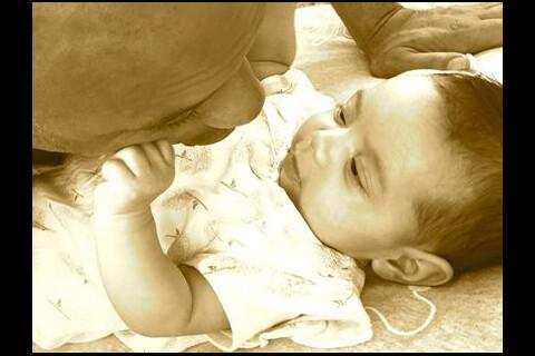 Vin Diesel, papa-poule heureux : Une tendre photo avec l'angélique Pauline