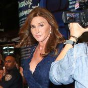 Caitlyn Jenner : Décolleté et robe léopard, la star affole New York