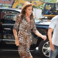 Caitlyn Jenner à son arrivée chez la styliste Patricia Field à Soho, le 30 juin 2015 à Soho