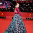 """Léa Seydoux - Première du film """" La Belle et la Bête"""" lors du 64e Festival International du Film de Berlin, le 14 février 2014."""