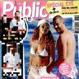 Magazine  Public  en kiosques le 3 juillet 2015.