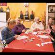 """Exclusif - Jennifer, Yvette, Jeanine, Stacy et Victoria (atelier couture) - Captures d'écran de l'épisode 3 de l'émission """"Qui veut épouser mon fils"""" saison 4 03/07/2015 -"""