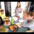"""Exclusif - Shake, Maï, Maryline, Jazz et Marie-Ange - Captures d'écran de l'épisode 4 de l'émission """"Qui veut épouser mon fils"""" saison 4 03/07/2015 -"""