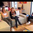 """Exclusif - Maryline, Terry, Marie-Ange et Jazz - Captures d'écran de l'épisode 4 de l'émission """"Qui veut épouser mon fils"""" saison 4 03/07/2015 -"""