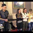"""Exclusif - Shake, Jazz, Terry et Maryline - Captures d'écran de l'épisode 4 de l'émission """"Qui veut épouser mon fils"""" saison 4 03/07/2015 -"""