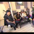 """Exclusif - Shake, Terry, Maryline, la grand-mère de Shake et Maï - Captures d'écran de l'épisode 4 de l'émission """"Qui veut épouser mon fils"""" saison 4 03/07/2015 -"""