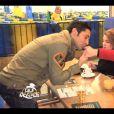 """Exclusif - Alexandre, Justine et Madeline - Captures d'écran de l'épisode 4 de l'émission """"Qui veut épouser mon fils"""" saison 4 03/07/2015 -"""