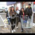 """Exclusif - Jazz, Maryline, Terry, Maï et Shake (supermarché asiatique) - Captures d'écran de l'épisode 4 de l'émission """"Qui veut épouser mon fils"""" saison 4 03/07/2015 -"""