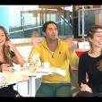 """Exclusif - Maddy, Alexandre et Madeline - Captures d'écran de l'épisode 4 de l'émission """"Qui veut épouser mon fils"""" saison 4 03/07/2015 -"""