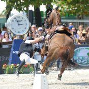 Guillaume Canet: Terrible chute à cheval devant sa nièce et Charlotte Casiraghi