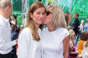 Fashion Week : Anne Gravoin et madame Macron, duo complice du défilé Dior