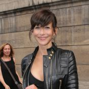 Fashion Week : Sophie Marceau, modeuse ultrasexy avec Laeticia Hallyday