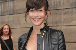 Fashion Week : Sophie Marceau, modeuse ultrasexy avec Laeticia Hallyday