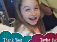 Taylor Swift : Grâce à sa généreuse donation, une fan malade retrouve le sourire