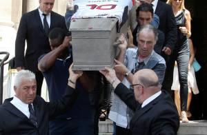 Obsèques de Tiburce Darou : Yannick Noah, Bixente Lizarazu et Arsène Wenger émus