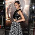 """Gal Gadot - Premiere du film """"Riddick"""" a Westwood, le 28 aout 2013."""