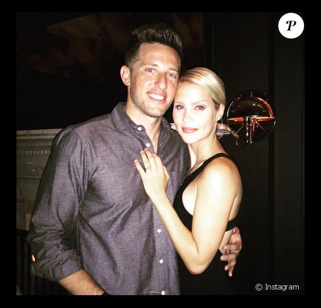 Claire Holt et Matt Kaplan se sont fiancés / juillet 2015