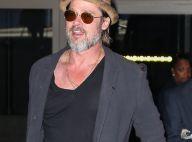 Brad Pitt : Un nouveau tatouage pour le mari fou amoureux et papa poule
