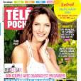 Magazine  Télé Poche  en kioques le 20 juillet 2015.