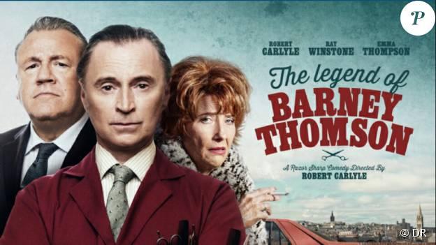 Affiche du film The Legend of Barney Thomson