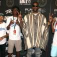 Le rappeur 2 Chainz lors des Players Awards au Rio All-Suite Hotel & Casino à Las Vegas, le 19 juillet 2015.