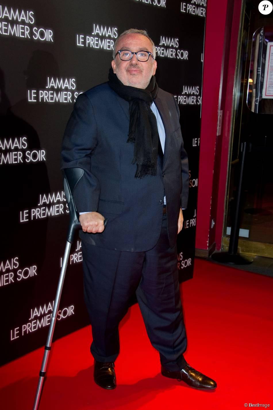 Dominique Farrugia à Paris le 19 décembre 2013