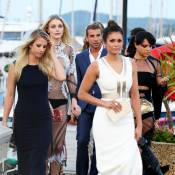 Nina Dobrev, Michelle Rodriguez, Naomi Campbell défilent pour Leonardo DiCaprio