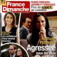 Magazine  France Dimanche  en kiosques le 24 juillet 2015.