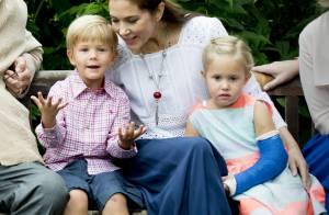 Mary de Danemark : Ses enfants ensoleillent la séance photo de l'été à Gråsten