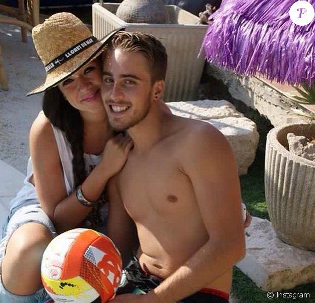 Jazz (Qui veut épouser mon fils? 4) présente son boyfriend Max. En vacances, ils sont totalement in love !