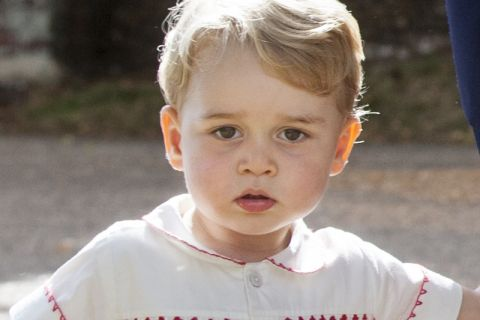 Prince George de Cambridge : Une super cabane pour ses 2 ans !