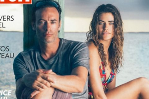 Anthony Delon et Alyson, sa fille retrouvée : des moments paradisiaques...