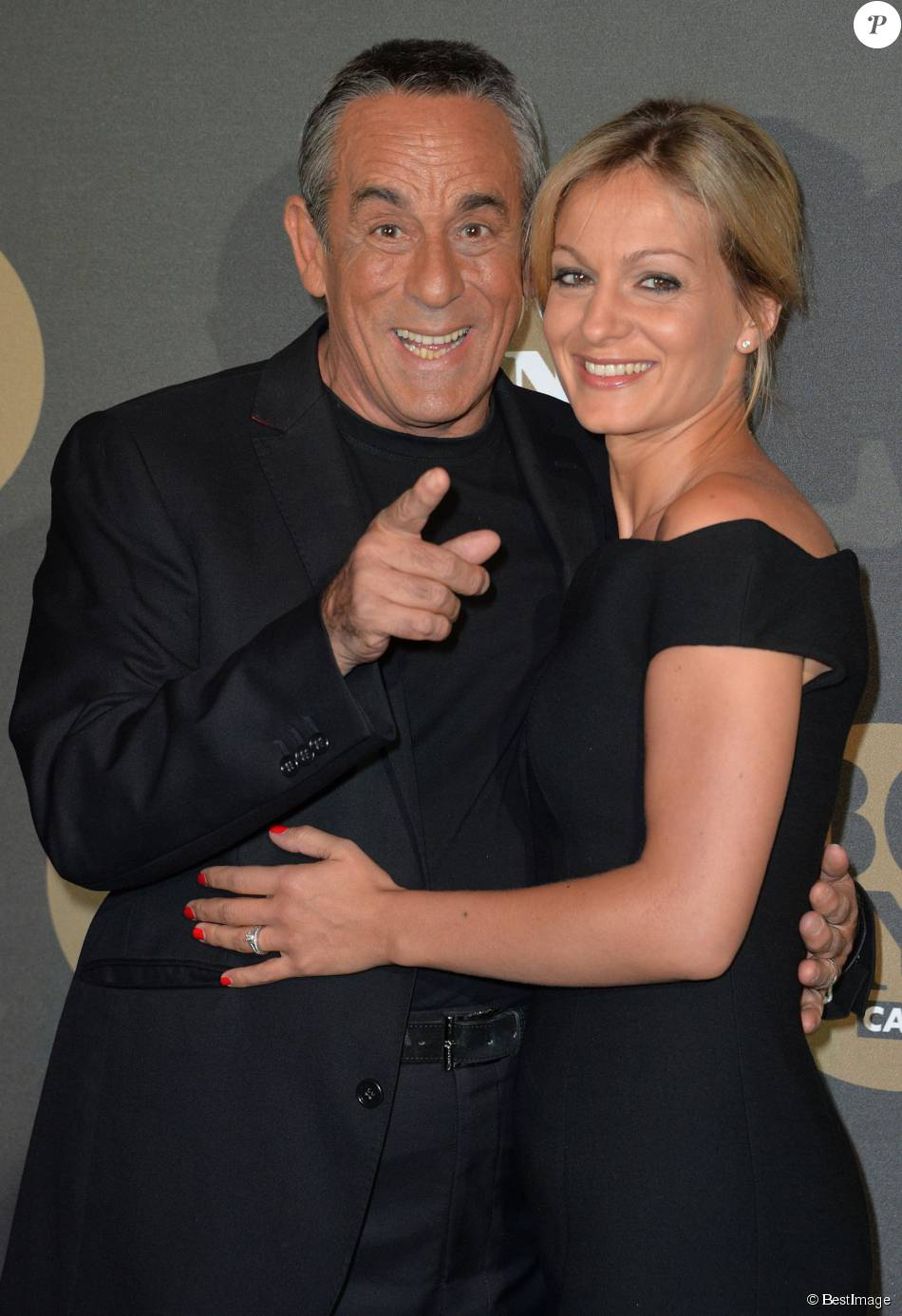 thierry ardisson et sa femme audrey crespo mara paris. Black Bedroom Furniture Sets. Home Design Ideas
