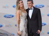 Antonio Banderas et Nicole : Couple glamour face à Laura Pausini amoureuse