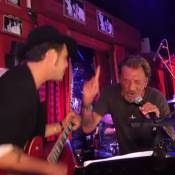 Johnny Hallyday et Manu Lanvin : Duo sensationnel à Saint-Barth', Laeticia fan !