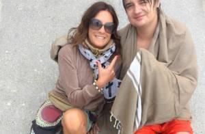 Eve Angeli : Avec Pete Doherty ou topless, ses selfies de vacances !
