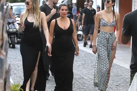 Les Kardashian : Vacances en famille à Saint-Barthélemy, North est du voyage