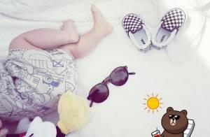 Leslie est maman de son premier enfant : La chanteuse dévoile une adorable photo