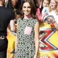 """Cheryl Fernandez-Versini (Cheryl Cole) - Arrivées des membres du jury de l'émission """"X-factor"""" aux auditions à Londres. Le 21 juillet 2015"""