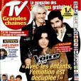 TV Grandes Chaînes  - édition du lundi 24 août 2015.