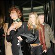 Sophia Loren et Fergie
