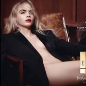 Cara Delevingne : Entièrement nue ou presque pour un dernier éclat mode