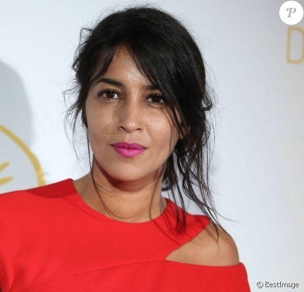 Leïla Bekhti - Dîner d'ouverture du 68ème festival international du film de Cannes. Le 13 mai 2015